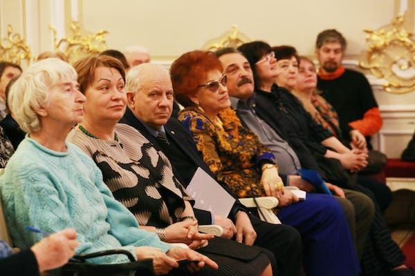 """Фонд """"Наследие"""" фестиваль """"Почетные граждане Санкт-Петербурга"""""""