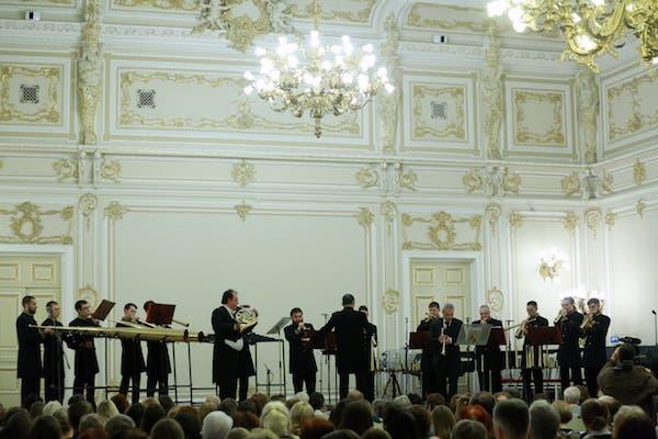 Сергей Поляничко на вечере памяти Людвига Фаддеева